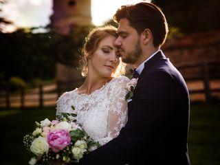 Le mariage de Pauline et César