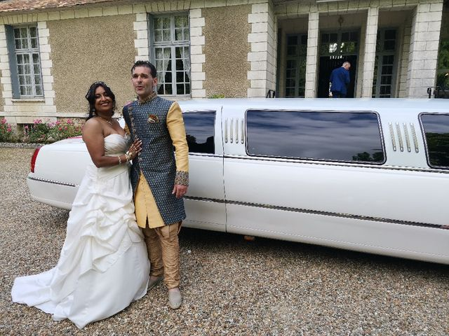 Le mariage de Marie-Paule et Alexandre