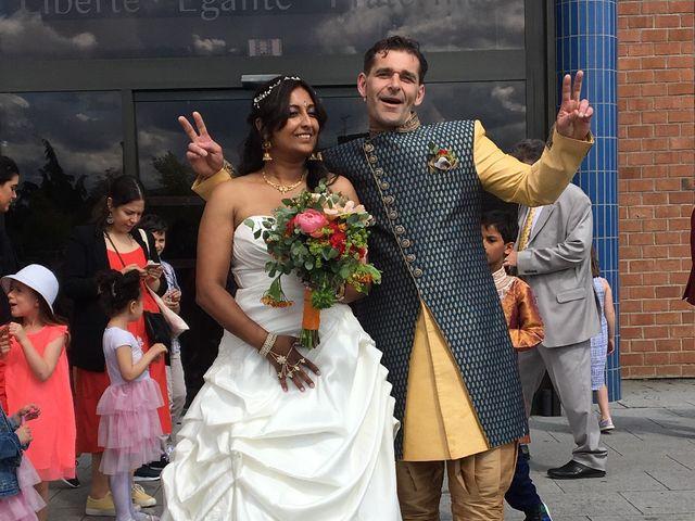 Le mariage de Alexandre et Marie-Paule à Limay, Yvelines 4