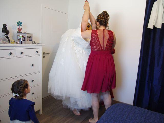 Le mariage de Kévin et Marie à Soignolles, Calvados 6