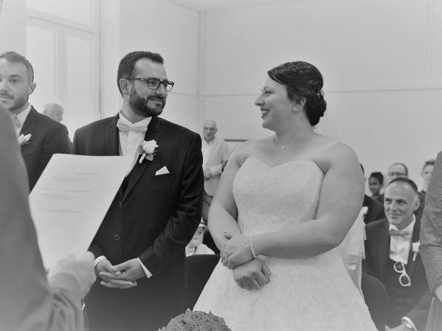 Le mariage de Kévin et Marie à Soignolles, Calvados 12
