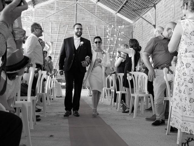 Le mariage de Kévin et Marie à Soignolles, Calvados 18