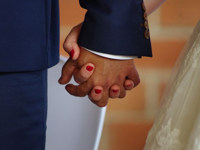 Le mariage de Kévin et Marie à Soignolles, Calvados 21