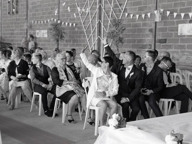 Le mariage de Kévin et Marie à Soignolles, Calvados 23