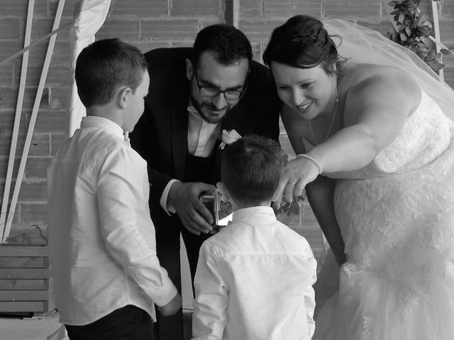 Le mariage de Kévin et Marie à Soignolles, Calvados 25