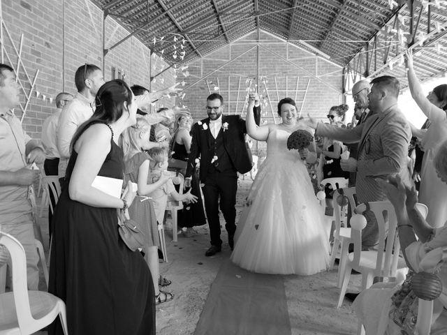 Le mariage de Kévin et Marie à Soignolles, Calvados 28