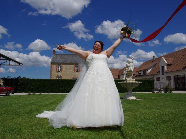 Le mariage de Kévin et Marie à Soignolles, Calvados 35