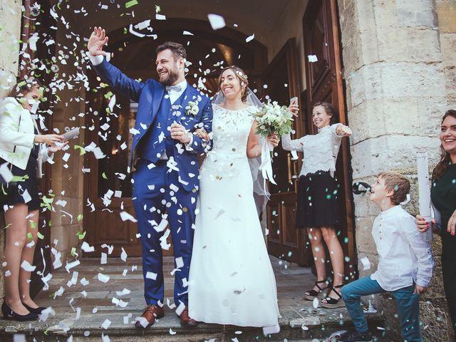 Le mariage de Estelle et Romain