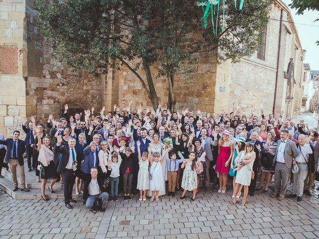 Le mariage de Romain et Estelle à Lamonzie-Montastruc, Dordogne 10