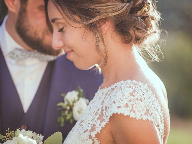 Le mariage de Romain et Estelle à Lamonzie-Montastruc, Dordogne 23