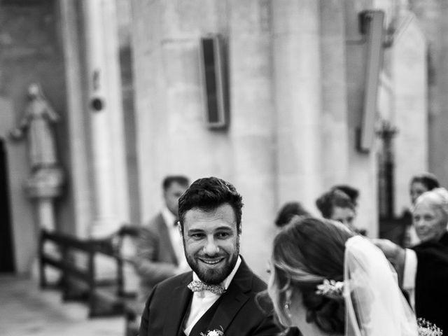 Le mariage de Romain et Estelle à Lamonzie-Montastruc, Dordogne 4