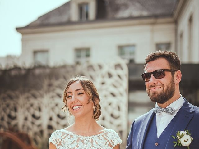 Le mariage de Romain et Estelle à Lamonzie-Montastruc, Dordogne 13