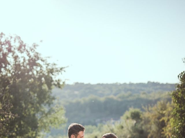 Le mariage de Romain et Estelle à Lamonzie-Montastruc, Dordogne 17