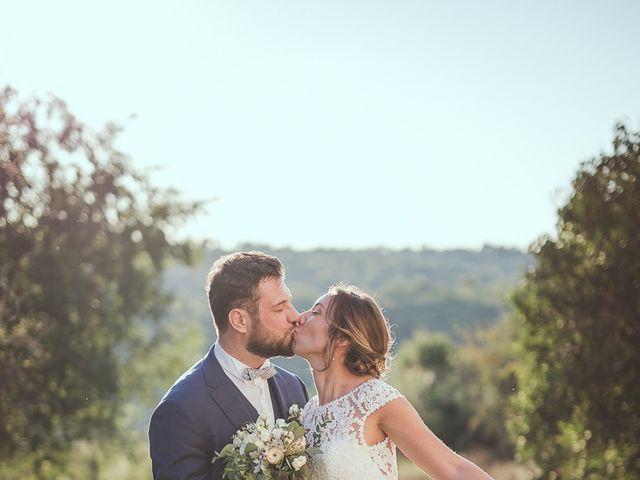 Le mariage de Romain et Estelle à Lamonzie-Montastruc, Dordogne 20