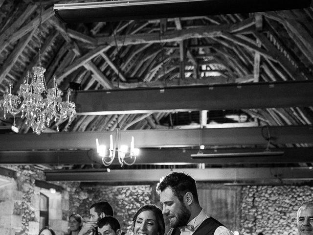 Le mariage de Romain et Estelle à Lamonzie-Montastruc, Dordogne 42