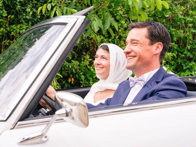 Le mariage de Julien et Mylène à La Fosse-de-Tigné, Maine et Loire 8