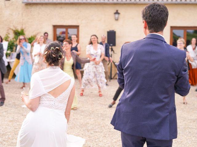 Le mariage de Julien et Mylène à La Fosse-de-Tigné, Maine et Loire 15
