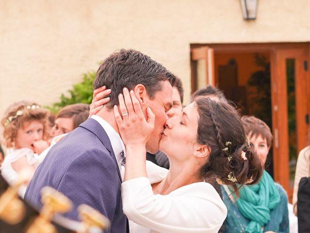 Le mariage de Julien et Mylène à La Fosse-de-Tigné, Maine et Loire 16