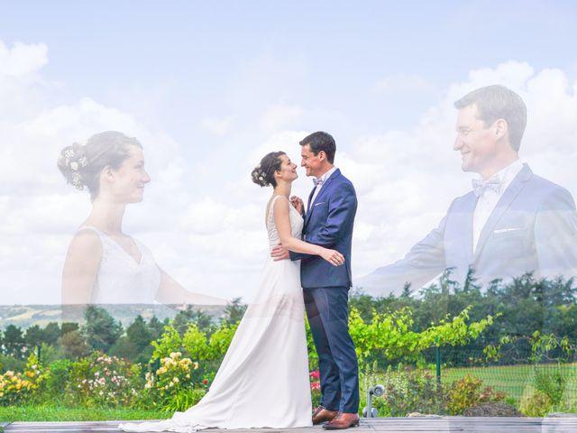 Le mariage de Mylène et Julien