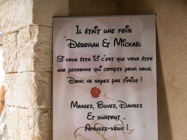 Le mariage de Mickaël et Déborah à Saint-Léon-sur-l'Isle, Dordogne 18