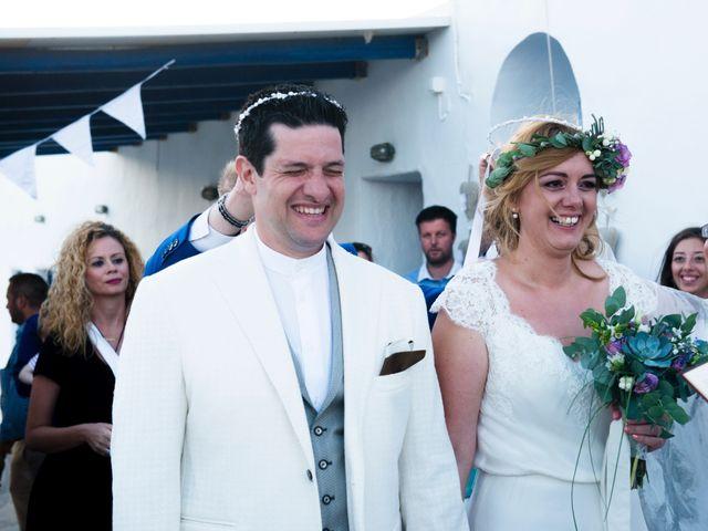 Le mariage de Athina et Manos à Paris, Paris 15