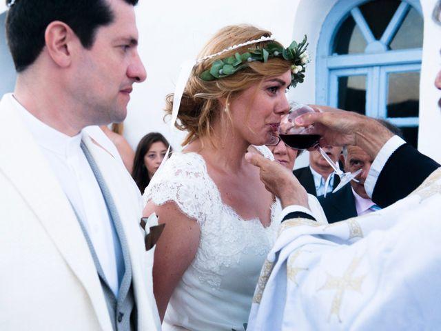 Le mariage de Athina et Manos à Paris, Paris 16