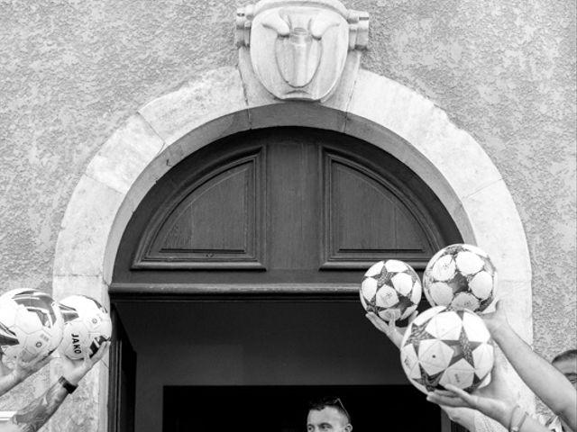 Le mariage de Aurélien et Mélissa à Chomérac, Ardèche 4