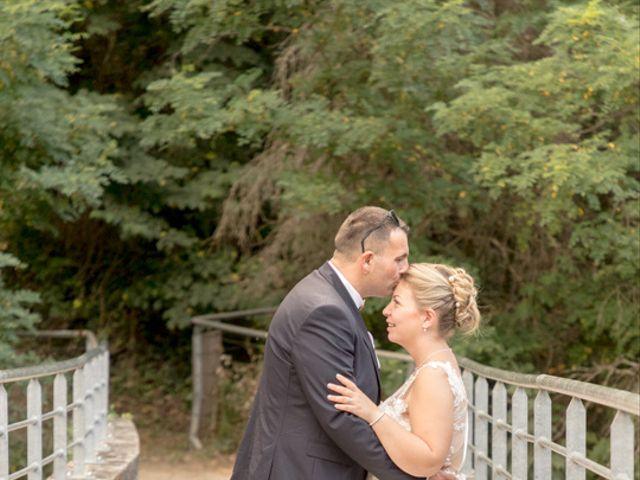 Le mariage de Aurélien et Mélissa à Chomérac, Ardèche 10