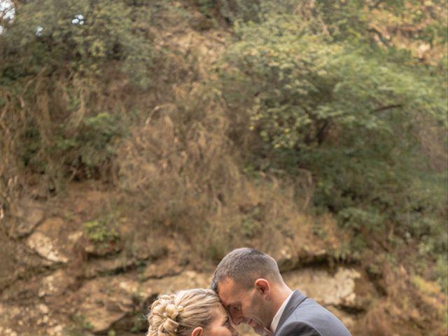Le mariage de Aurélien et Mélissa à Chomérac, Ardèche 13