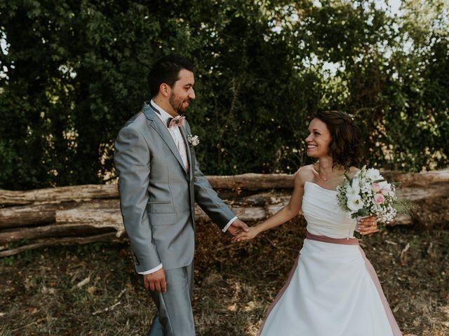 Le mariage de Sabrina et Alex