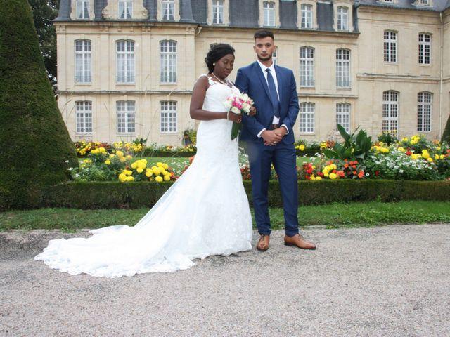 Le mariage de Marienme et Farid
