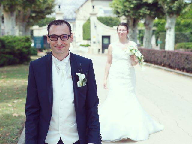 Le mariage de Stéphan et Céline à Saint-Jean-d'Ardières, Rhône 1