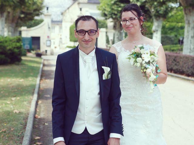 Le mariage de Stéphan et Céline à Saint-Jean-d'Ardières, Rhône 19
