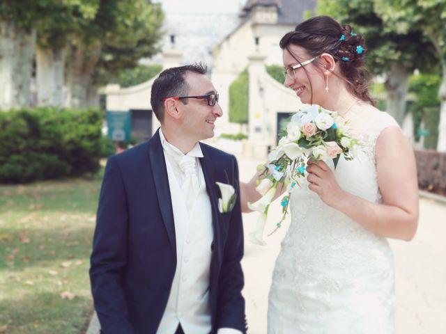Le mariage de Stéphan et Céline à Saint-Jean-d'Ardières, Rhône 20