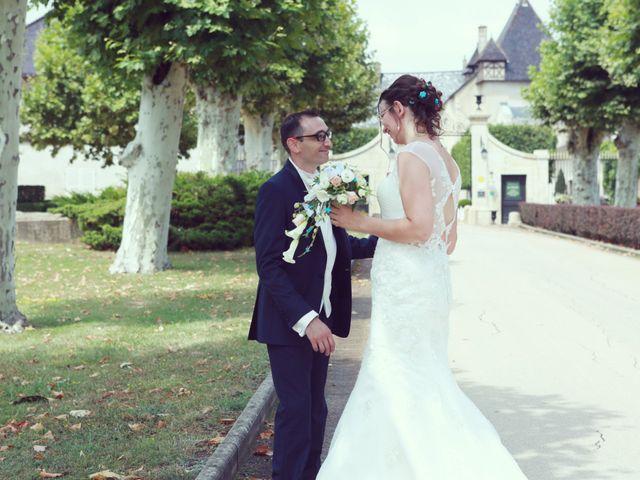 Le mariage de Stéphan et Céline à Saint-Jean-d'Ardières, Rhône 22