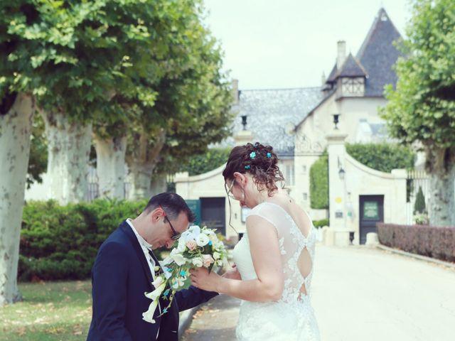 Le mariage de Stéphan et Céline à Saint-Jean-d'Ardières, Rhône 23