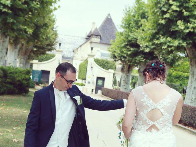 Le mariage de Stéphan et Céline à Saint-Jean-d'Ardières, Rhône 24