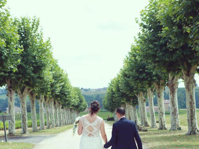 Le mariage de Stéphan et Céline à Saint-Jean-d'Ardières, Rhône 25