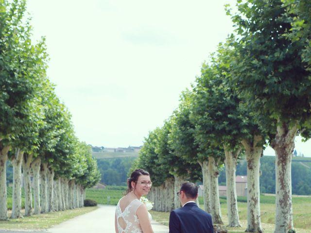 Le mariage de Stéphan et Céline à Saint-Jean-d'Ardières, Rhône 26
