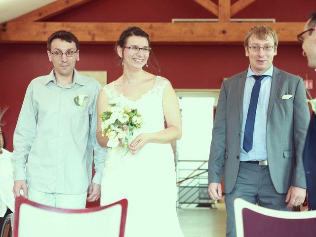 Le mariage de Stéphan et Céline à Saint-Jean-d'Ardières, Rhône 29