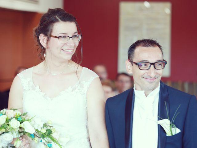 Le mariage de Stéphan et Céline à Saint-Jean-d'Ardières, Rhône 33
