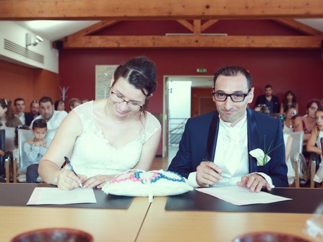 Le mariage de Stéphan et Céline à Saint-Jean-d'Ardières, Rhône 40