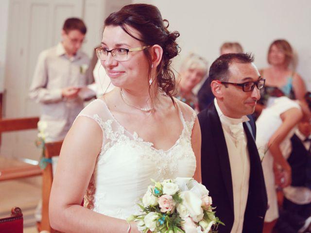Le mariage de Stéphan et Céline à Saint-Jean-d'Ardières, Rhône 44