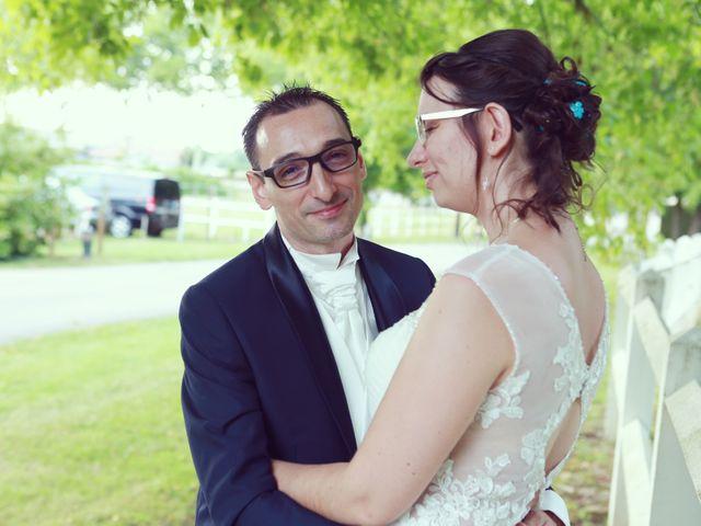 Le mariage de Stéphan et Céline à Saint-Jean-d'Ardières, Rhône 53