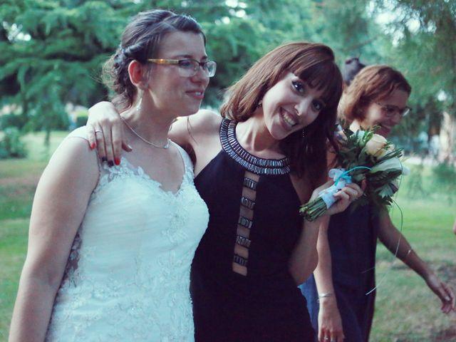 Le mariage de Stéphan et Céline à Saint-Jean-d'Ardières, Rhône 57