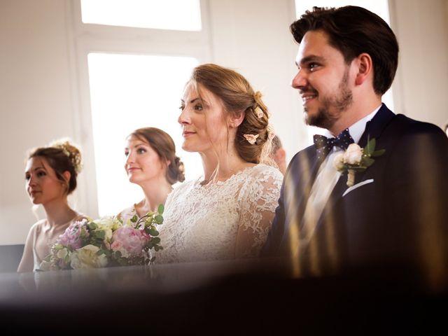 Le mariage de César et Pauline à Marols, Loire 8