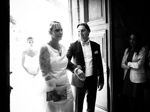 Le mariage de César et Pauline à Marols, Loire 12