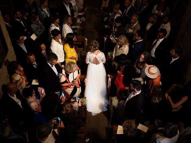 Le mariage de César et Pauline à Marols, Loire 14