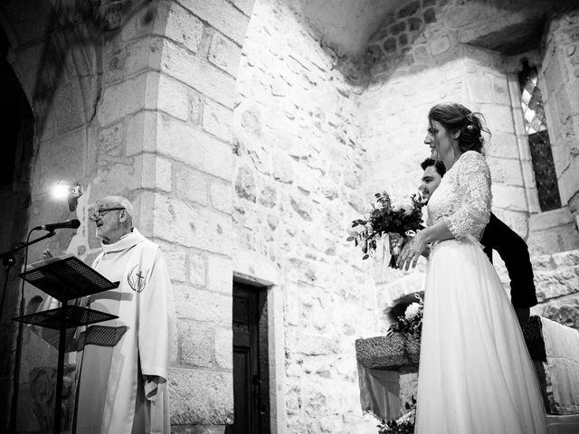 Le mariage de César et Pauline à Marols, Loire 15