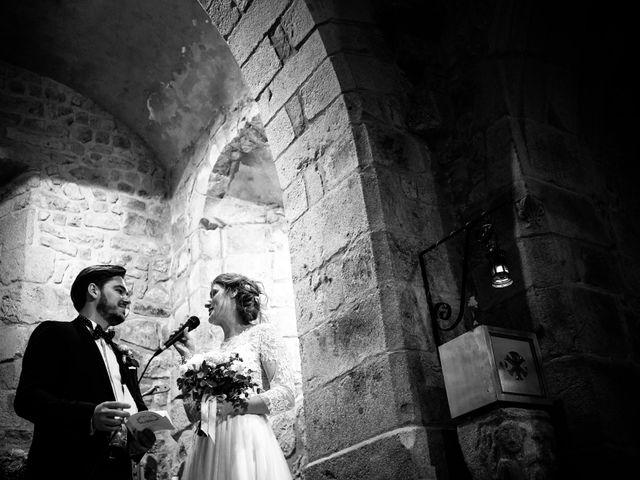 Le mariage de César et Pauline à Marols, Loire 17
